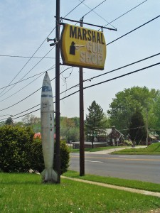 Gone But Not Forgotten: A long-standing icon on Chambers Road in Ferguson, MO.