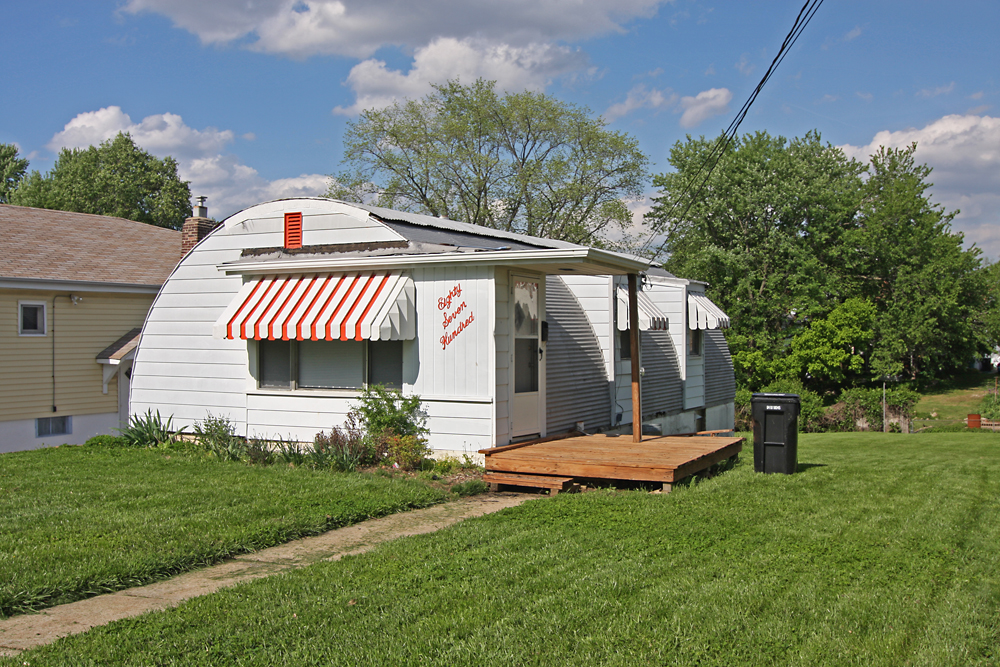 Quonset House in Affton - B.E.L.T. - St. Louis