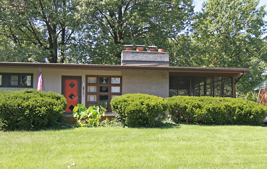 Mid-Century Modern Subdivision - Crestwood Hills - B.E.L.T. - St