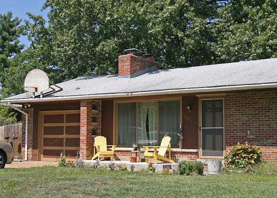 Mid-Century Modern Subdivision Crestwood Hills - B.E.L.T. - St. Louis