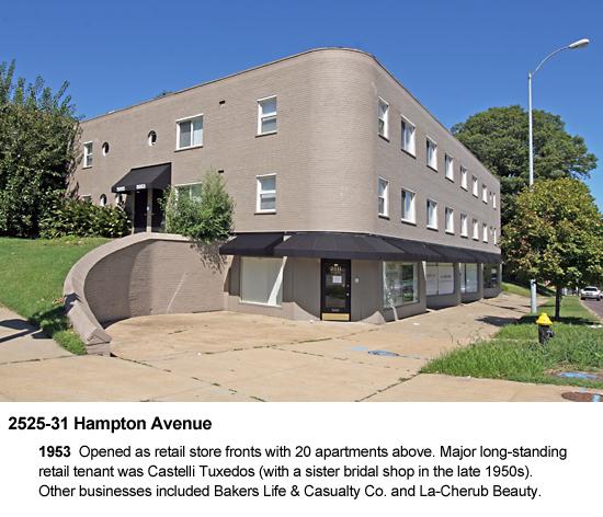 2525-31 Hampton Avenue, Castelli Tuxedos, photo by Toby Weiss