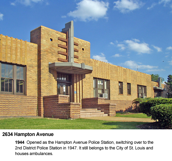 2634 Hampton Avenue art deco photo by Toby Weiss