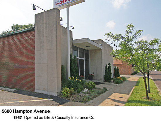 5600 Hampton Avenue in South Hampton St Louis photo by Toby Weiss
