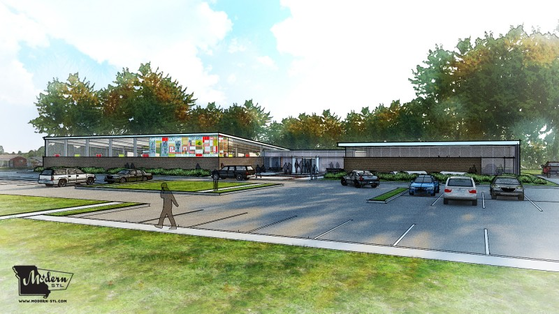 lewis and clark library proposal