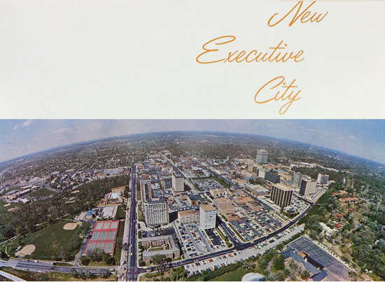 1968 brochure downtown clayton missouri