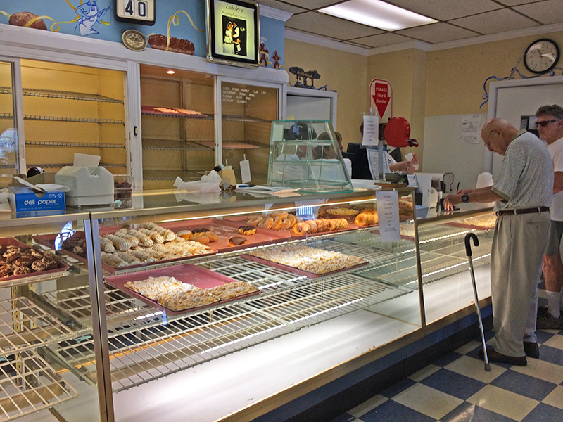 interior of lubelys bakery in crestwood mo before it closed photo by toby weiss