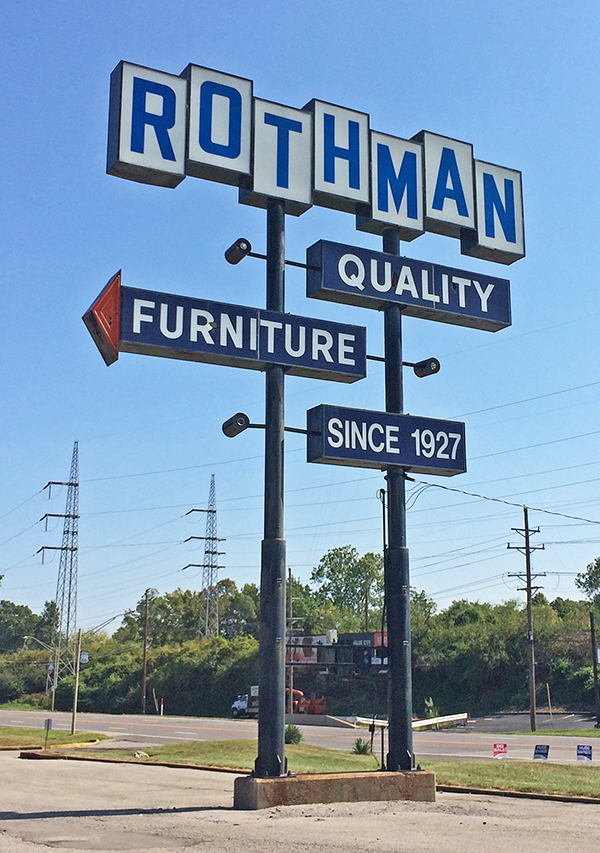 rothman furniture in crestwood mo closing photo by toby weiss