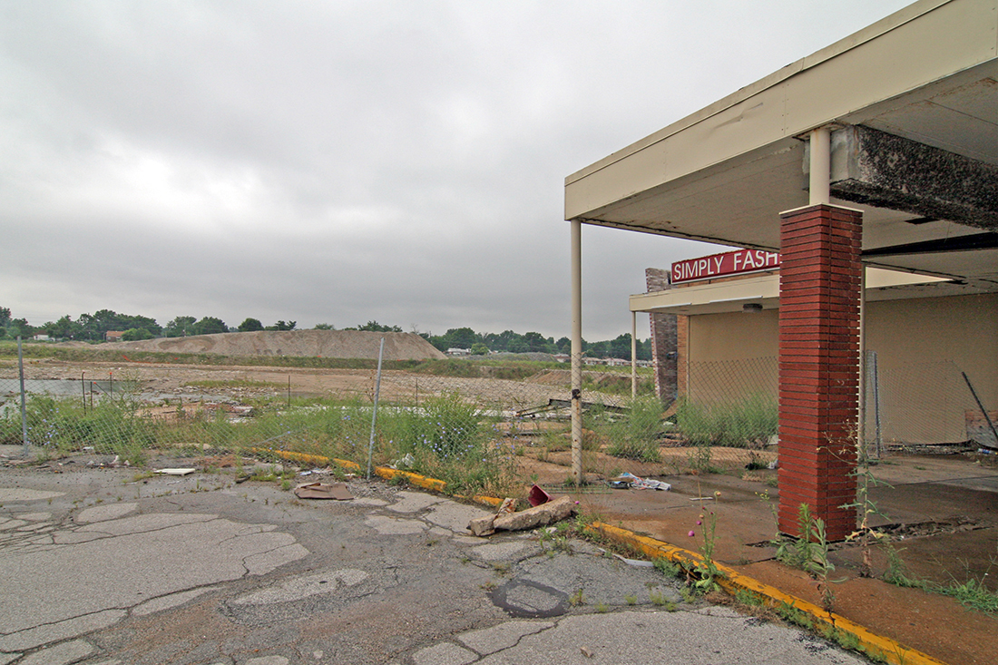 Redeveloping River Roads Mall in 2009