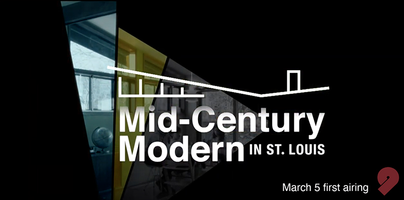 Mid-Century Modern in St. Louis from The Nine Network